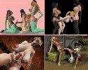 dibujos animados de sexo shemale
