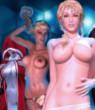 3D Girlz Simulation